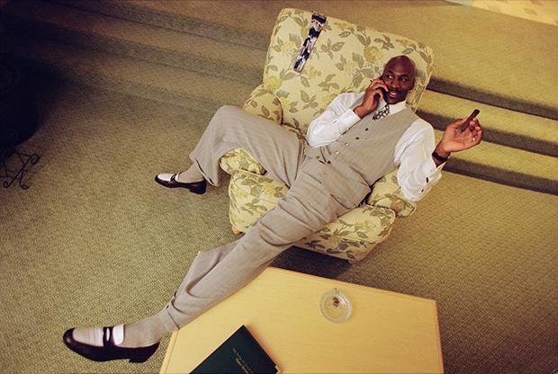 Walter Iooss_MJ, Orlando, FL 1998