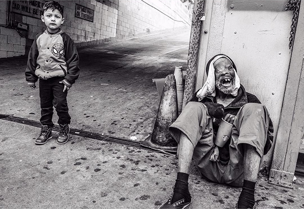 Painful But Unforgettable Portraits of Life on Skid Row