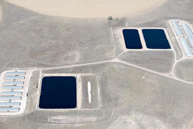 Dark Ponds, Yuma, CO, 2016