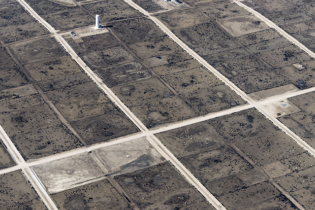 Patchwork Grid, Yuma, CO, 2016