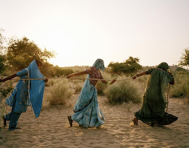 Bewatoo, Tharparkar, Pakistan, 2013 © Mustafah Abdulaziz : WaterAid