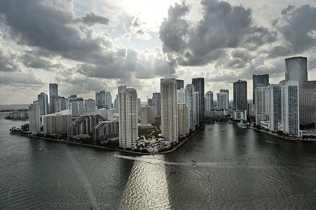 Miami, sealevel rise