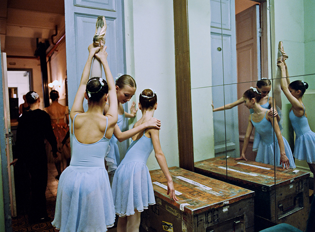 The Desire to be Perfect in a Russian Ballet Academy