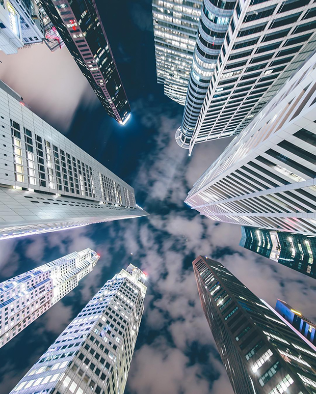 Dizzying Cityscapes by an Adventurous 20-Year-Old Photographer