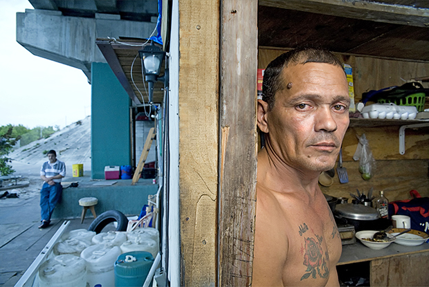 Exposing the Shantytowns of America's Homeless