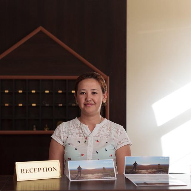 uz-receptionist
