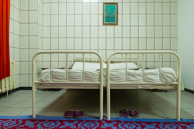 The Only Spaces for Intimacy in Romanian Jails