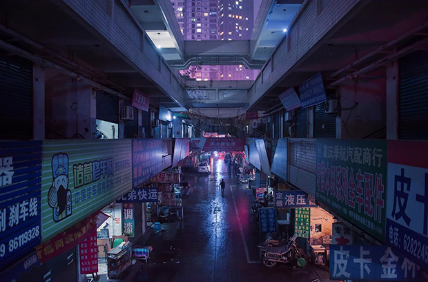 A French Photographer Finds Magic in the Streets of China