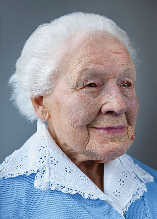 The Secrets of a Long Life Revealed in New Photo Book