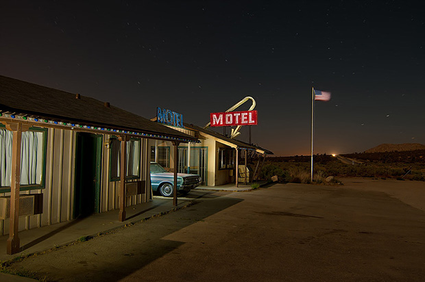 The Man Who Photographed a Forgotten America by Moonlight