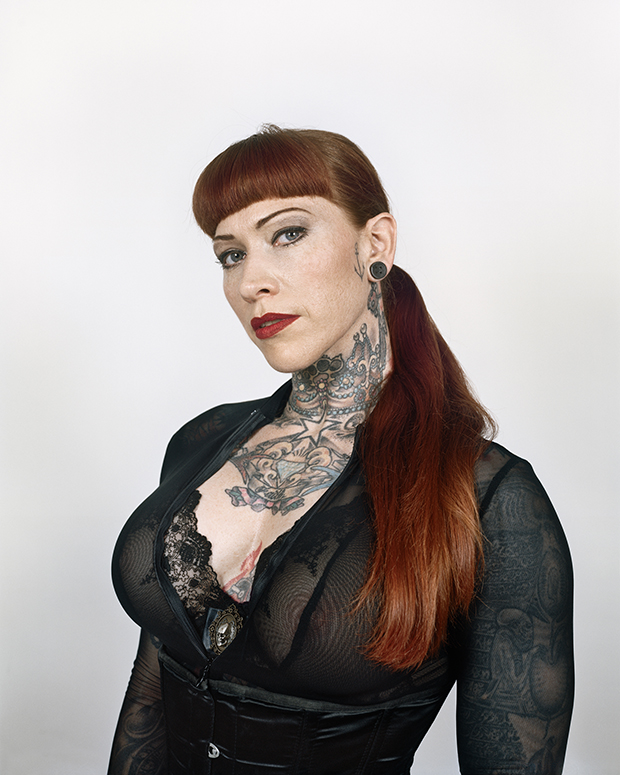 The Women of the BDSM Fetish Community, in Photos ...