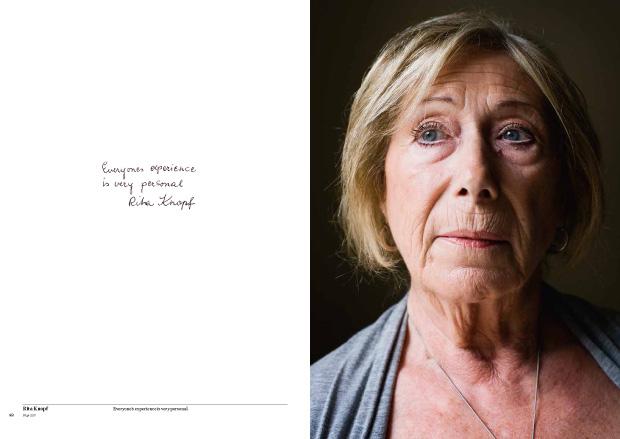 A Poignant Portrait of Survivors of the Holocaust