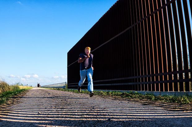Photos Imagine Trump As An Immigrant