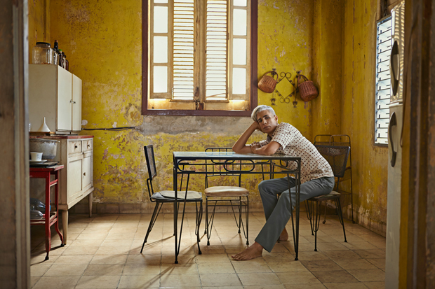 Poetryinspired portraits in Cuban interiors Feature Shoot