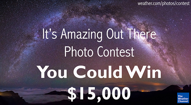 Submit to the 2017 'It's Amazing Out There' Photo Contest for a Chance at $15,000 (Sponsored)