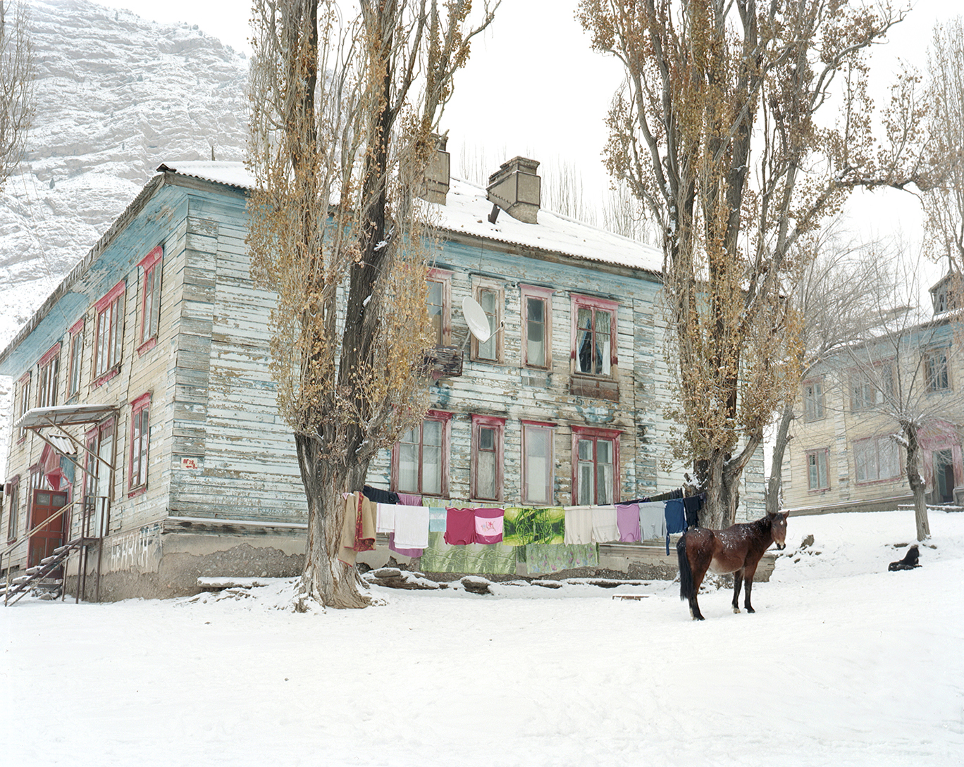 A Glimpse at Life in Kyrgyzstan