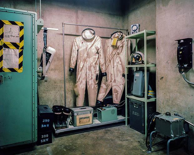 Photos of An Old Nuclear Launch Center Capture the Anxiety of the Trump Era