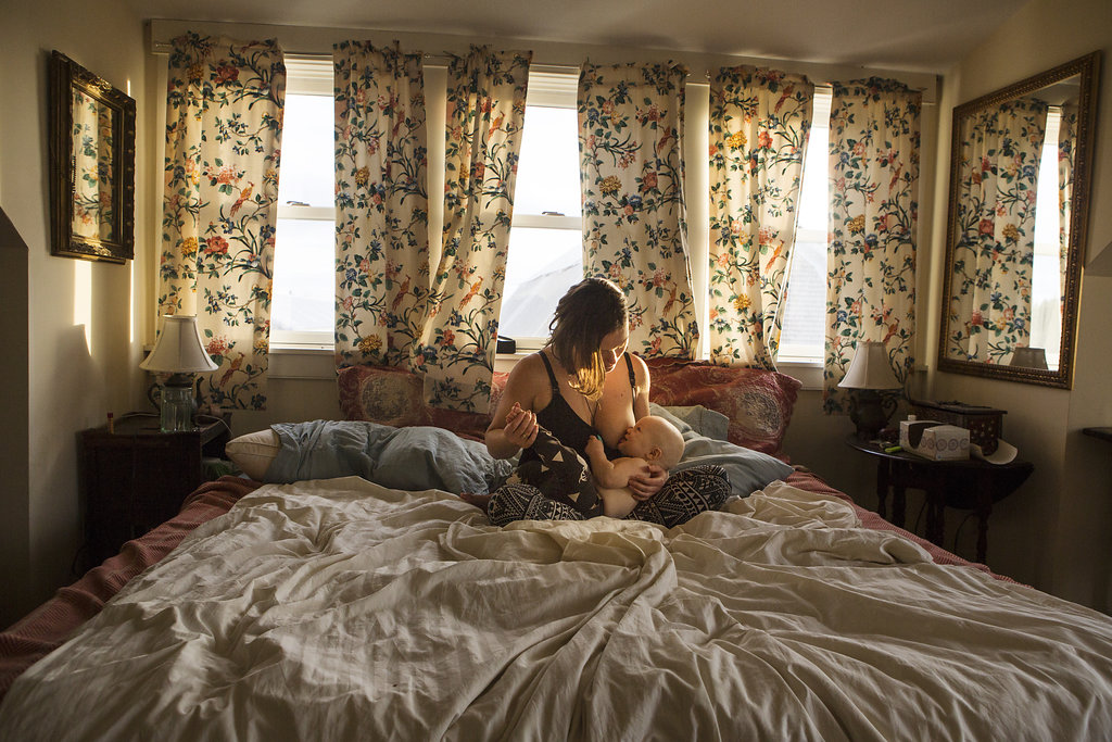 Intimate portraits of Americans in their bedrooms (NSFW)