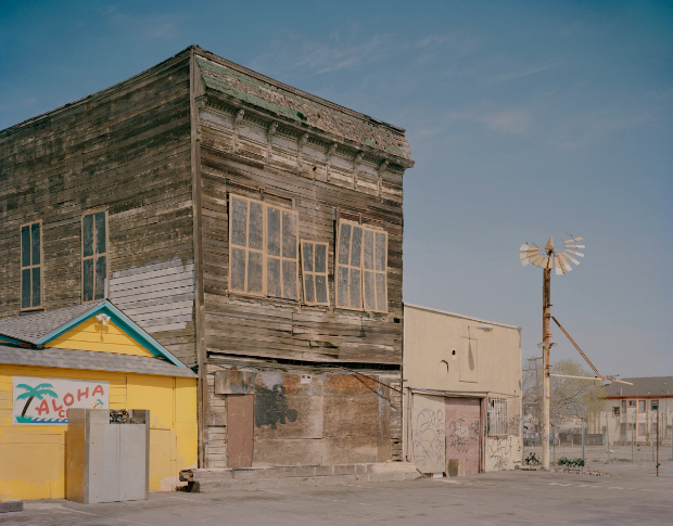 One Photographer on the Fading Memory of the American Dream in California