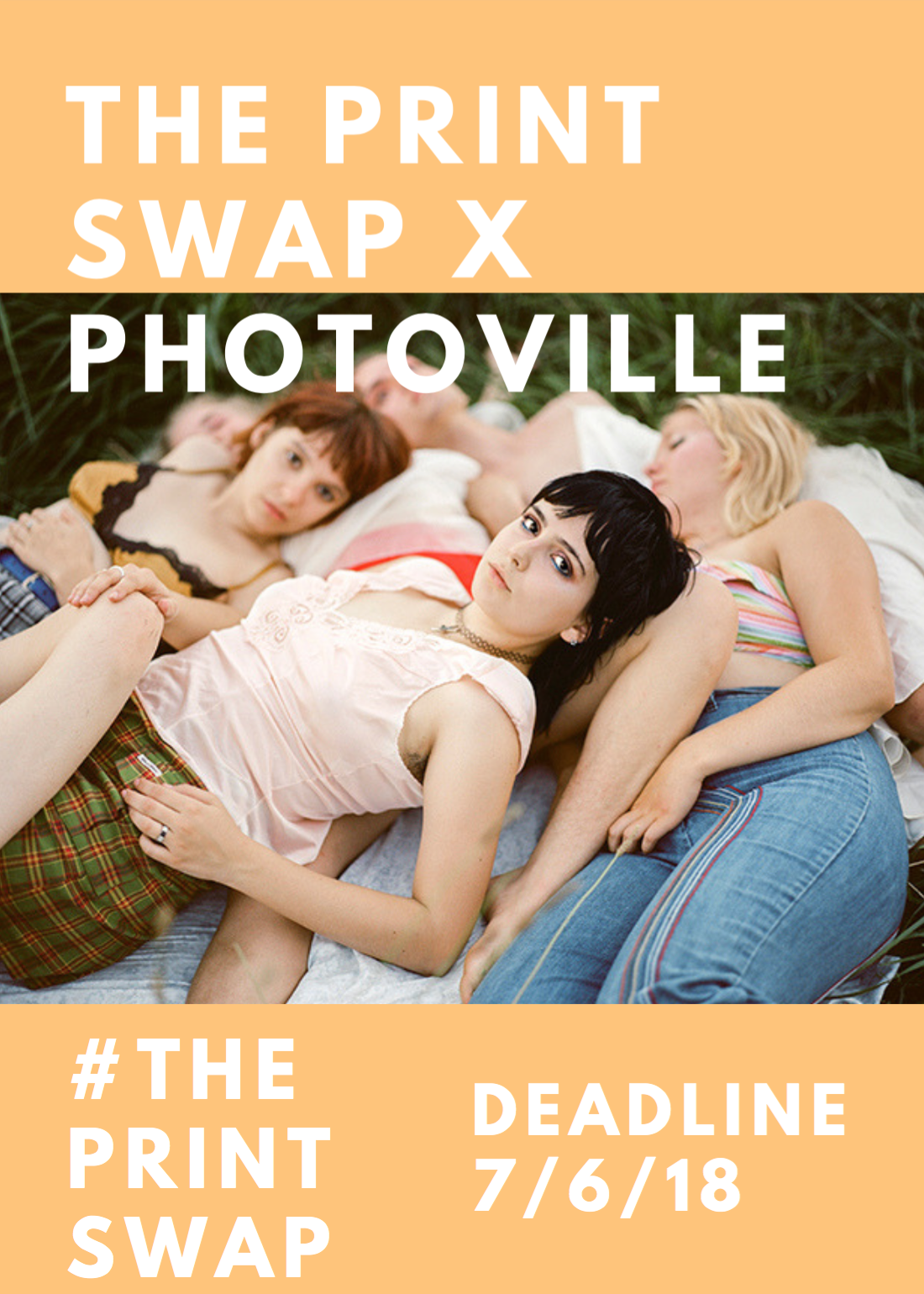 Submit to The Print Swap for a Chance to Exhibit at Photoville!