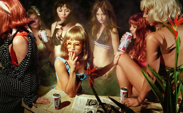 Alex Prager's Sunny Scenes of Los Angeles Noir