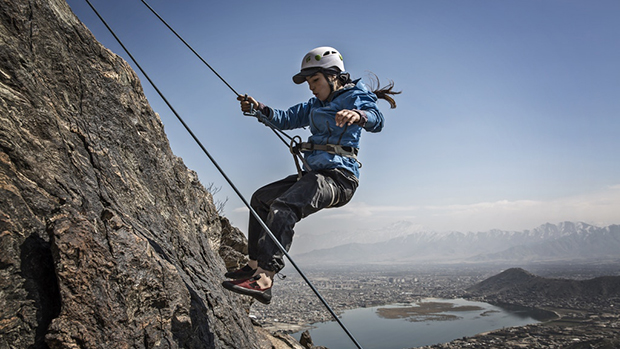 These Courageous Women Will Climb Afghanistan's Highest Peak