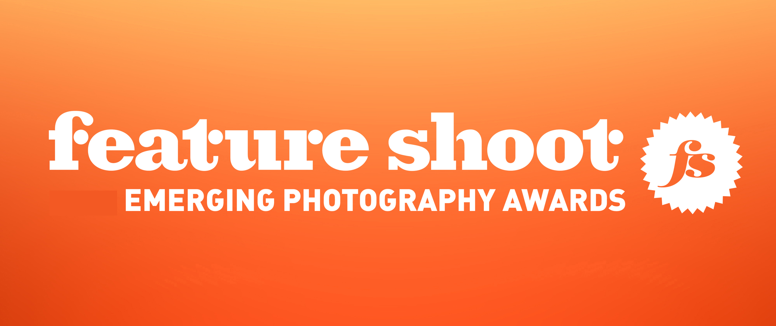 The Feature Shoot Emerging Photography Awards
