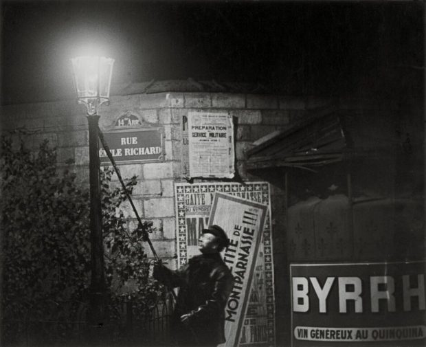 Brassai, the Eye of Paris, Returns