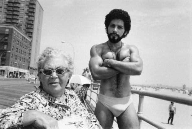 Arlene Gottfried Captured New York at Its Best
