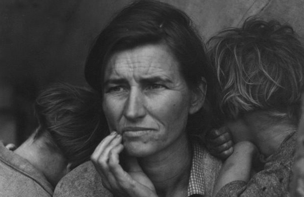 Strength and Humility in the Photographs of Dorothea Lange