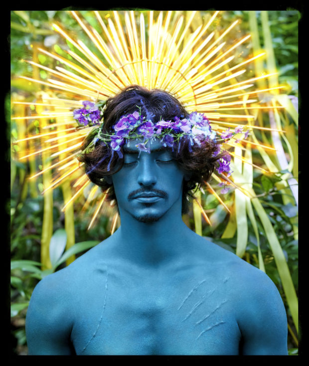 """David LaChapelle's Stunning """"Letter to the World"""" - Feature Shoot"""