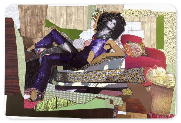 The Magical, Mystical Muses of Mickalene Thomas