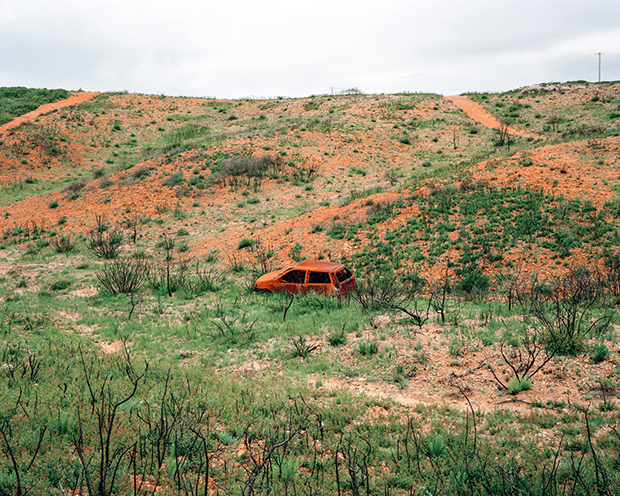 The Story of a Landscape Ravaged by Wildfires, in Photos