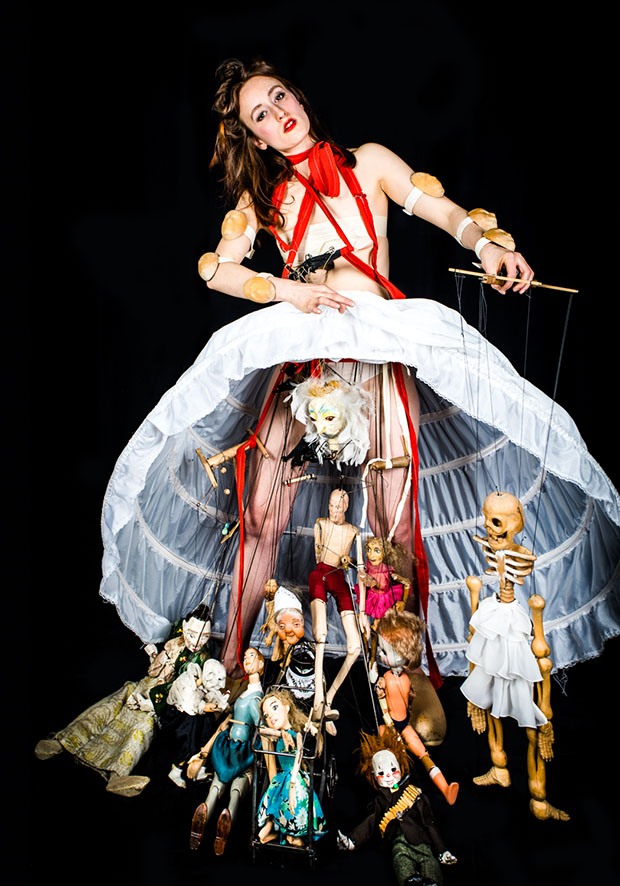 The Magical World of Puppetry, in Photos
