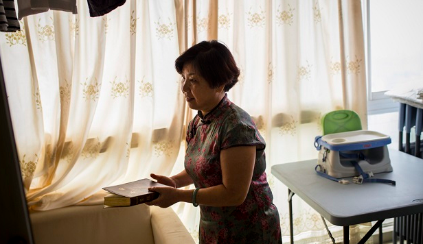 The Secret Christian Churches of Shanghai, in Photos - Feature Shoot