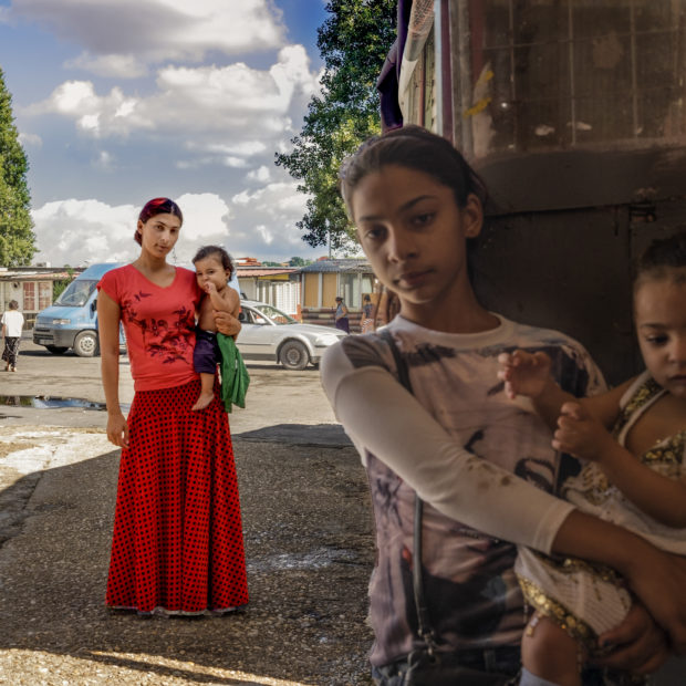 Honoring the Romani People, in Photographs