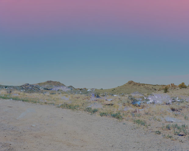 A Visual Meditation on the Desire to Cross Natural and Artificial Frontiers