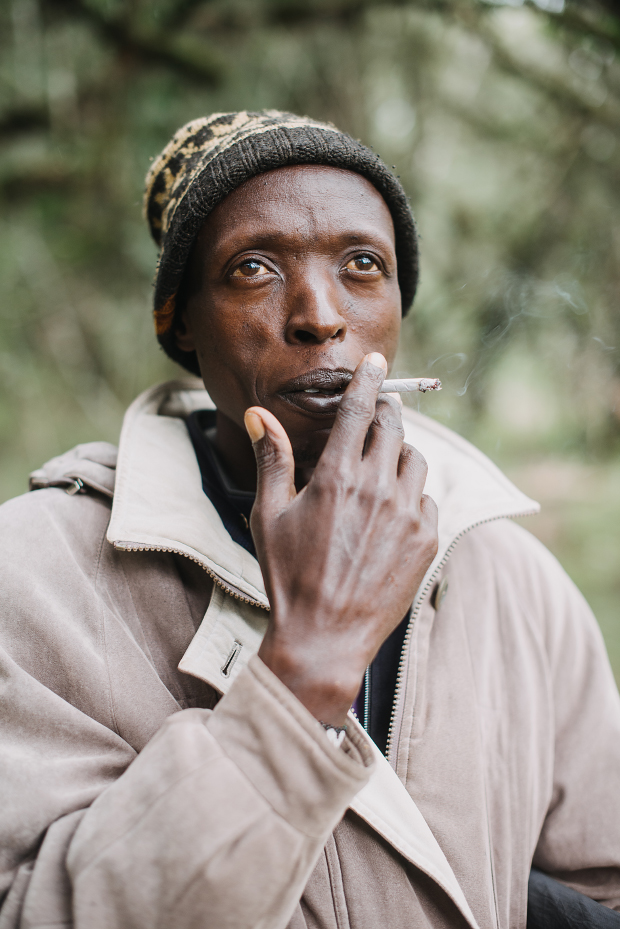 A Portrait of Power and Resistance Among One of Africa's Last Hunter-Gatherer Populations
