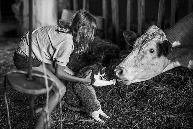 Magical Photos of Childhood Summers in a Small Austrian Village - Feature Shoot