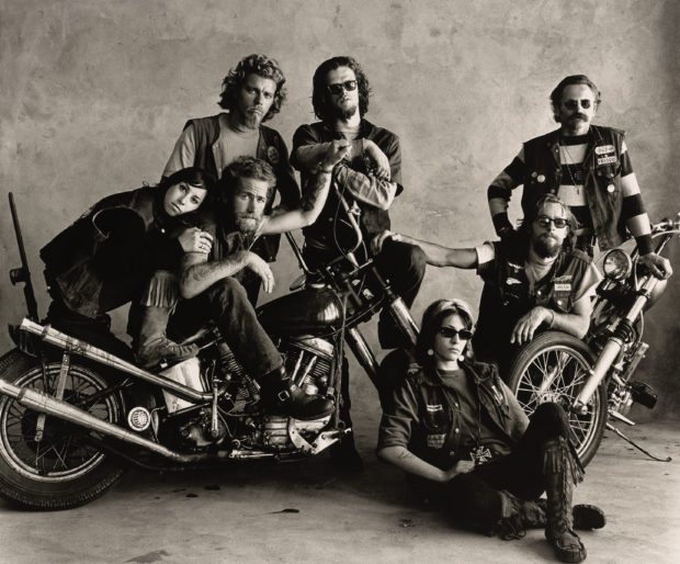 Hippies, Hells Angels, and the Avant Garde: A Look at Irving Penn's American West