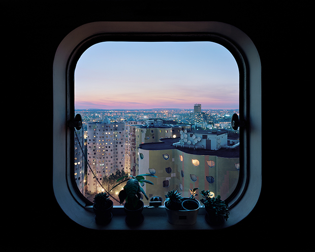 Futuristic Photos from High-Rise Towers in the Paris Suburbs - Feature Shoot