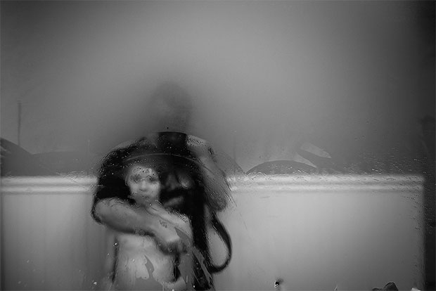 Troy Colby photographs the fragility of being a father