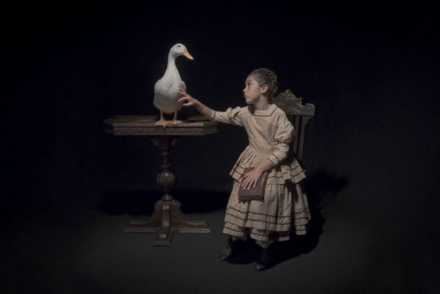 The Waterfowl, 2017 © Tami Bahat / courtesy Catherine Edelman Gallery, Chicago