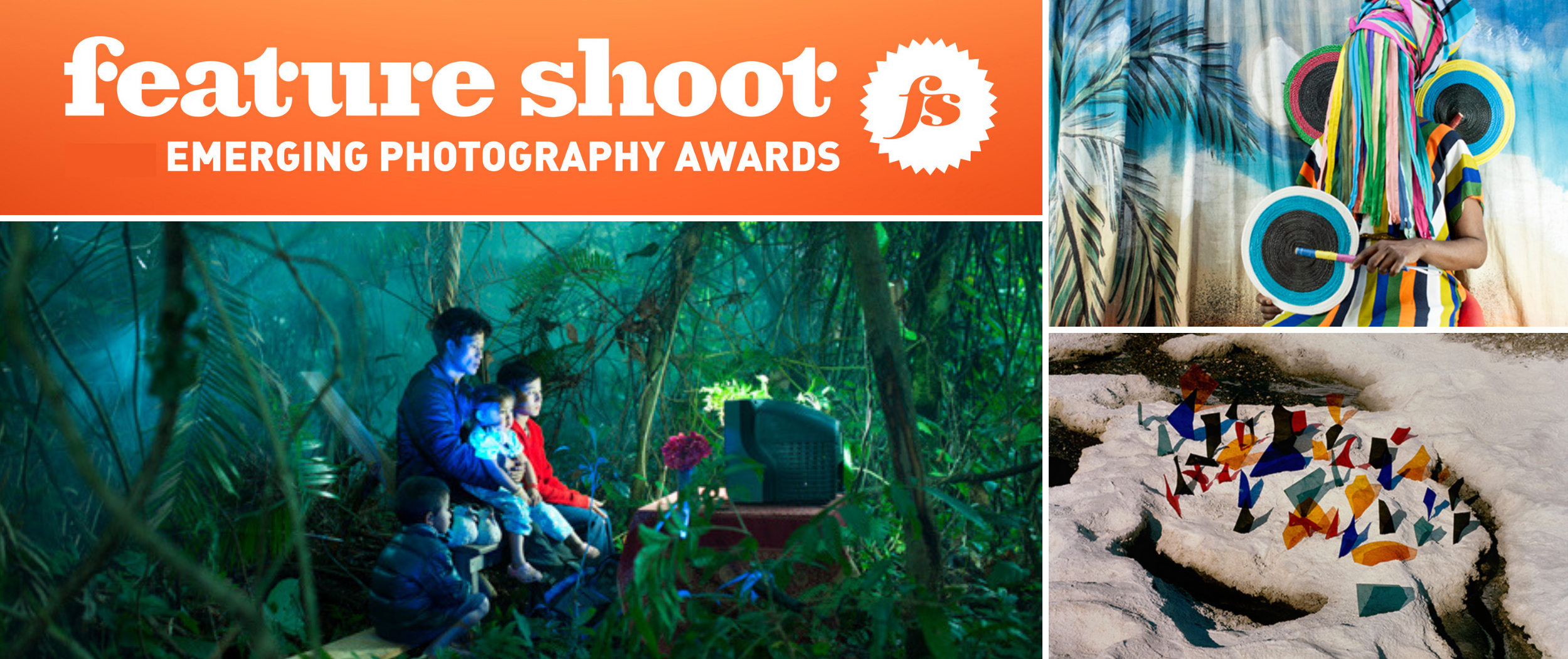 Feature Shoot Emerging Photography Awards