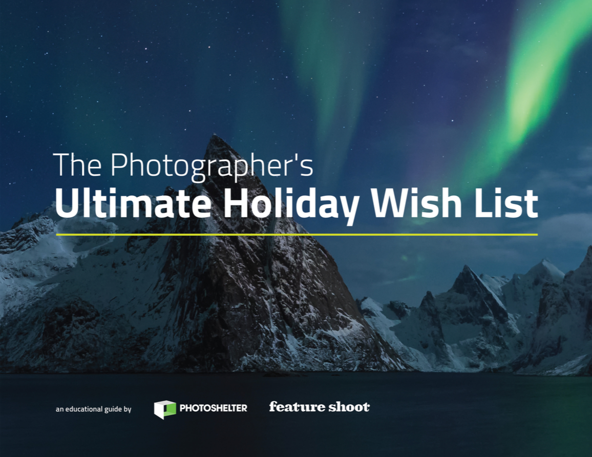 The Ultimate Holiday Gift Guide for Photographers Is Here