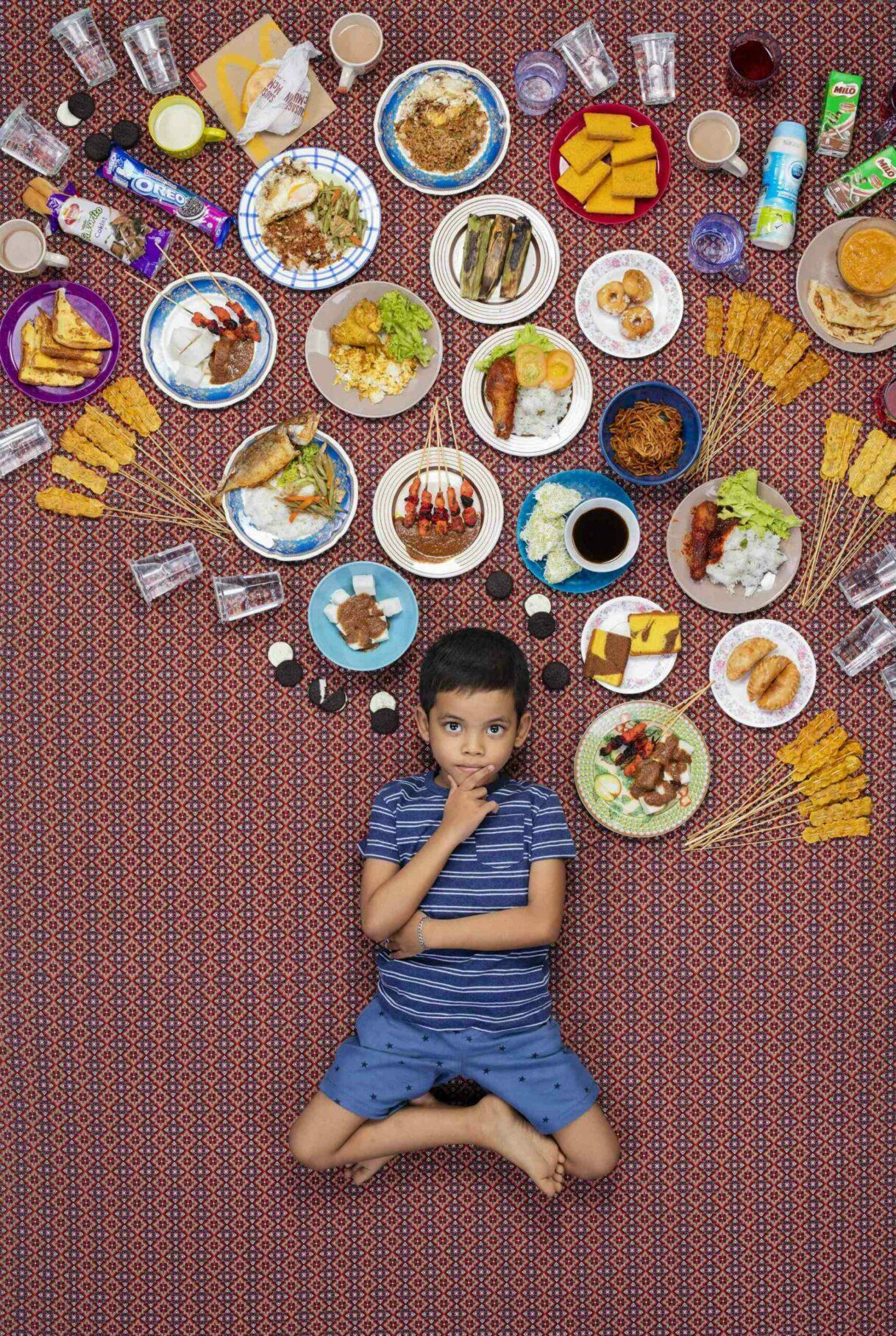 A Bird's Eye View of Children's Diets Around the Globe - Feature Shoot