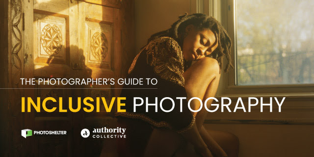 Get 'The Photographer's Guide to Inclusive Photography' - Feature Shoot