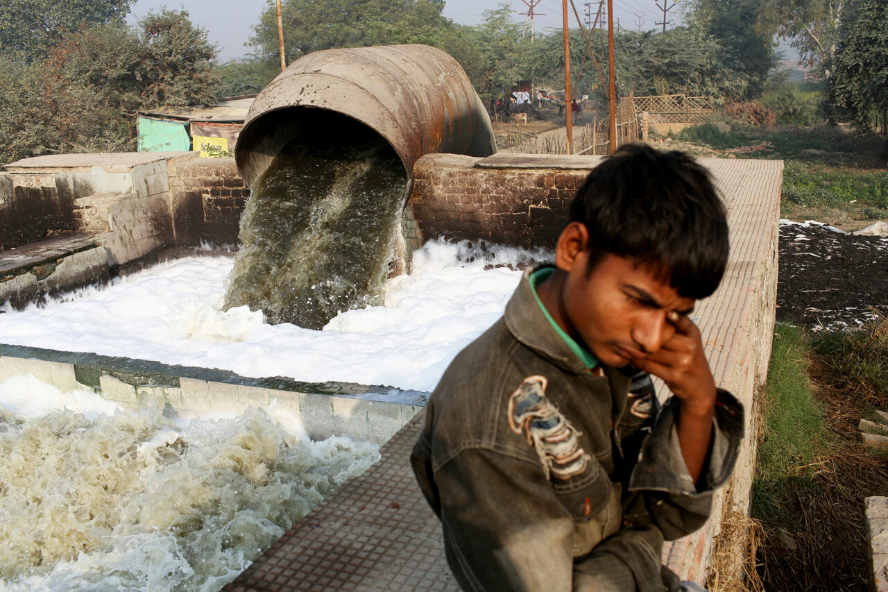 One Photographer Covers the Brutal Cost of Leather Production in India
