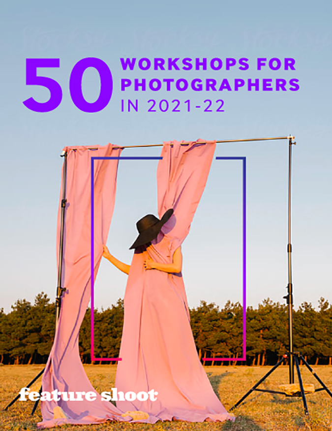 50 Workshops for Photographers in 2021-22